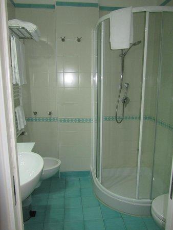 Moresco Park Hotel: Bathroom