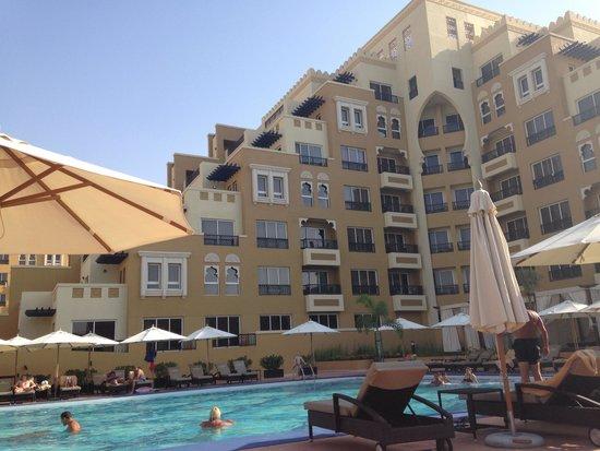 Rixos Bab Al Bahr : At the pool