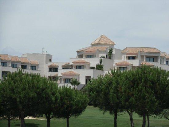 Precise Resort El Rompido - The Apartments: une partie du site