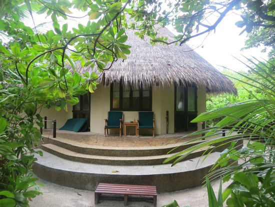Coco Palm Dhuni Kolhu Sunset Beach Villa