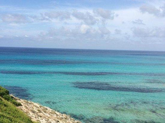 Viva Cala Mesquida Resort & Spa: beautiful sea