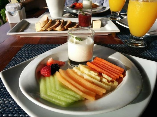 Las Ranitas Eco-boutique Hotel: Free Breakfast