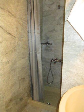 Filoxenia Hotel : bagno