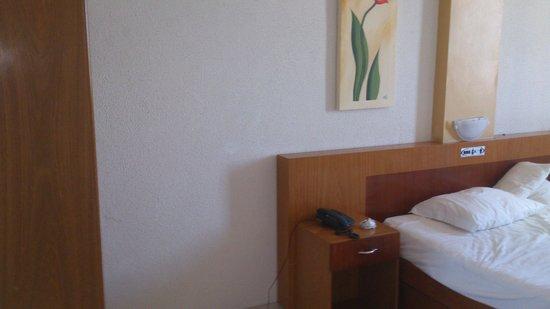 Marc Center Hotel : Limpeza dos quartos é adequada
