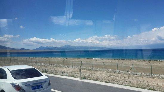 Sailimu Lake: 好美的湖