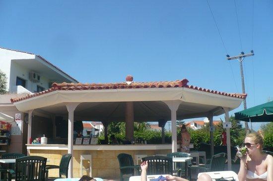 Morfeas Hotel: Pool Bar