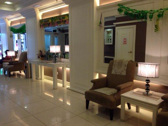 Sungei Wang Hotel: Hotel lobby