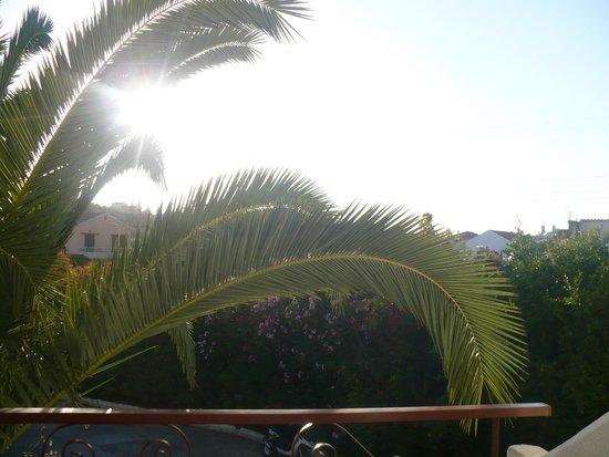 Morfeas Hotel: Beautiful Sun Set
