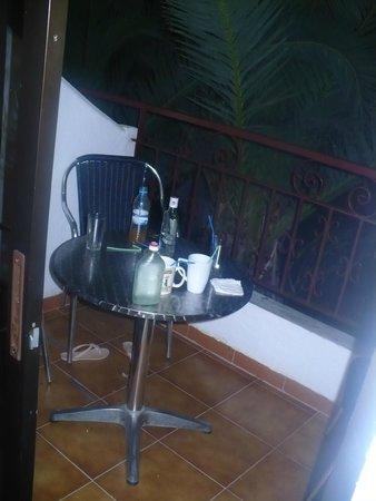 Morfeas Hotel: Balcony