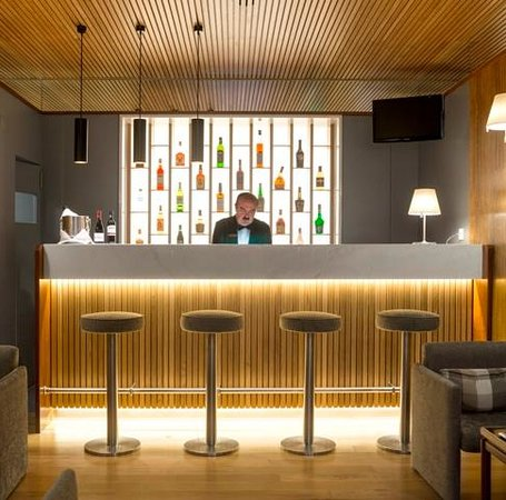Hotel Miraparque: Bar