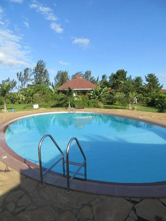 Arusha Planet Lodge : Pool