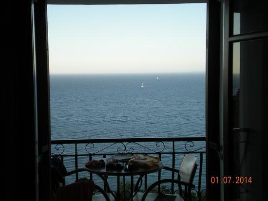 Villa Contessa: vista da camera