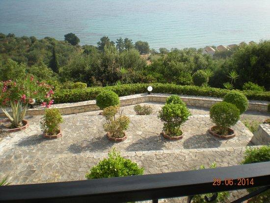 Villa Contessa: giardino