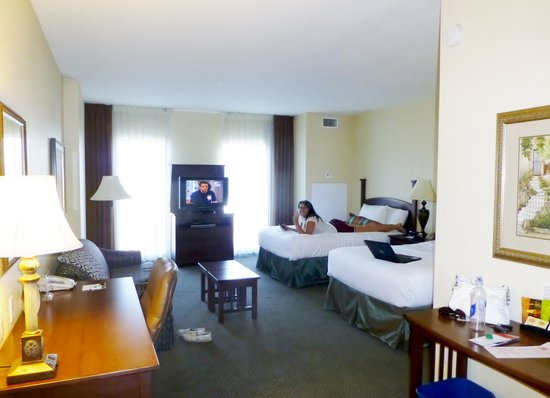Staybridge Suites Downtown San Antonio Convention Center : Nice room.