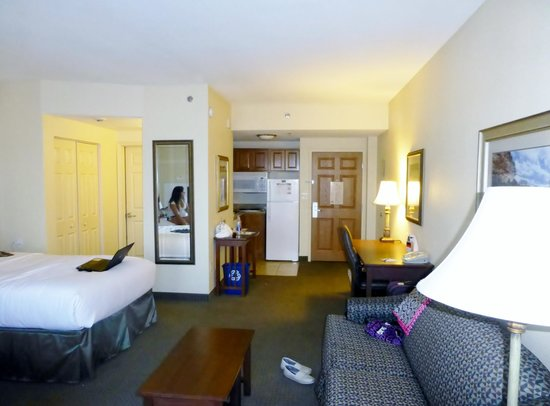 Staybridge Suites Downtown San Antonio Convention Center : View #2.