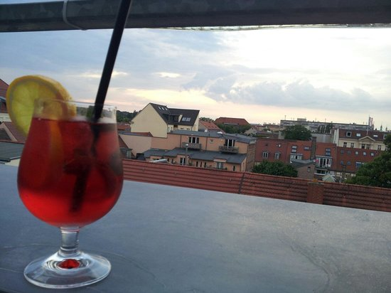 Restaurant Loft: A drink with Potsdam view