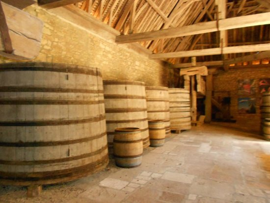 Burgundy by Request : more of the Monk's cellar