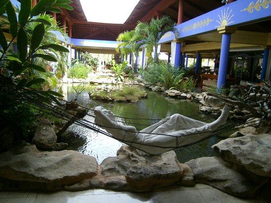 Paradisus Rio de Oro Resort & Spa: Lobby area