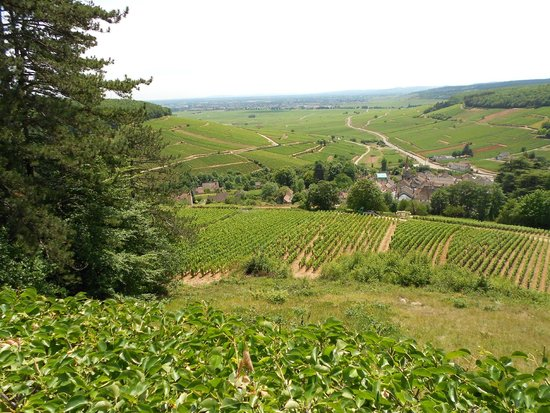 Burgundy by Request : beautiful places to see