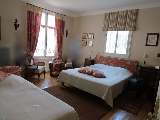 Manoir du Parc: triple room