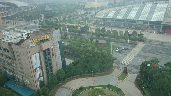 Crowne Plaza Hotel Changshu: Room without a view
