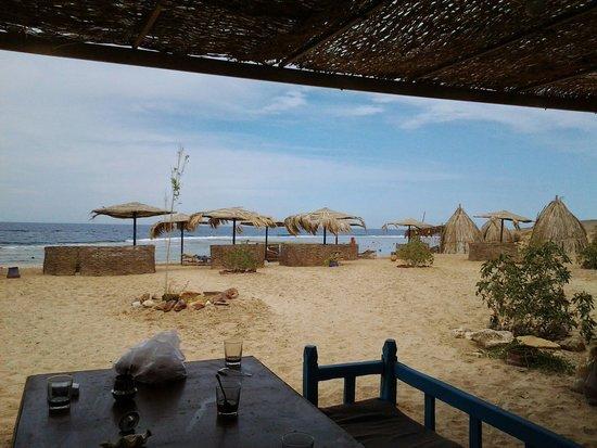 Ecolodge Rocky Valley: Am Strand gibt's nichts auszusetzen