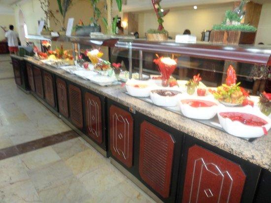 Kustur Club Holiday Village: L'excellente cuisine