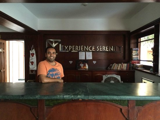 Acacia Dahab Hotel: Anas very helpful