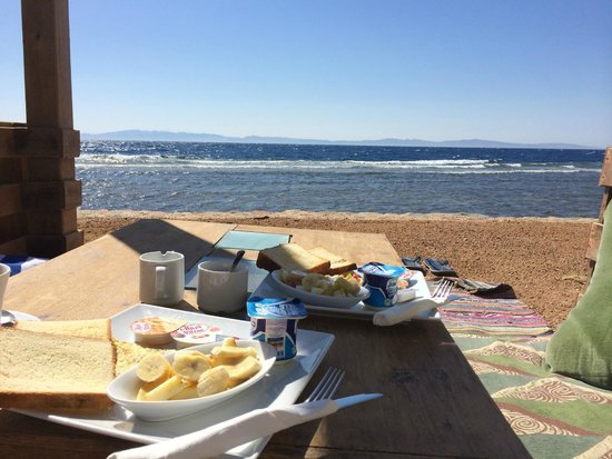 Acacia Dahab Hotel: Breakfast!