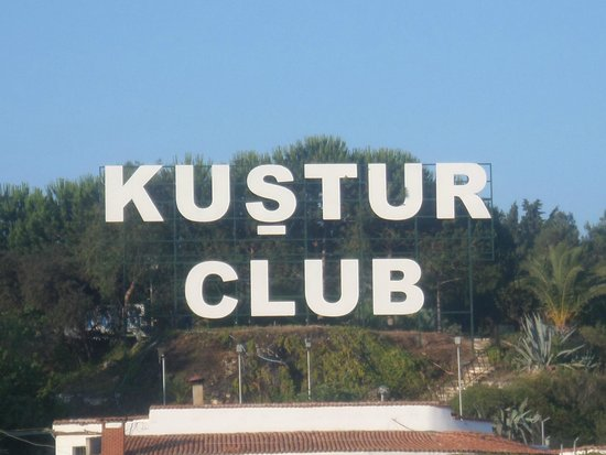 Kustur Club Holiday Village : Le Kustur !!
