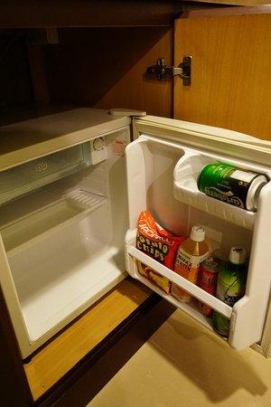 Grands I Hotel: Minibar