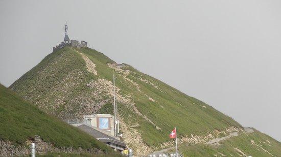 Brienz Rothorn Bahn: ロートホルン山頂