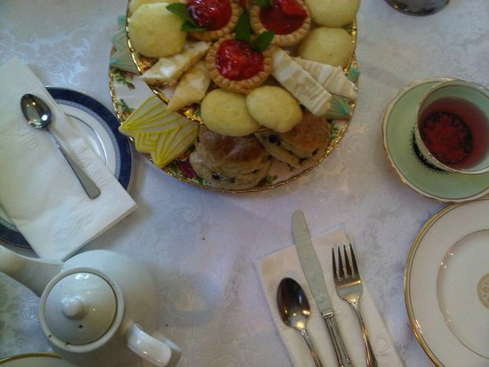 Old Curiosity Tea Shop : Dessert