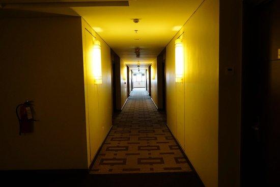 Grands I Hotel : Corridor