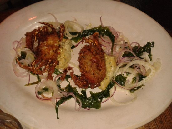 Jamie's Italian Covent Garden: Crab