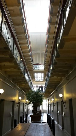 Langholmen Hotell: Corridor to rooms