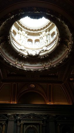 Fitzwilliam Museum: A glimpse of beauty...