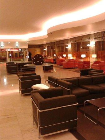 Hotel Roma: interior del hotel