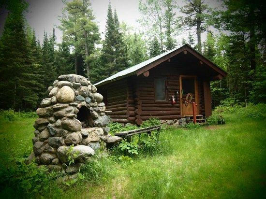 Snowshoe Country Lodge: Sunrise Cabin