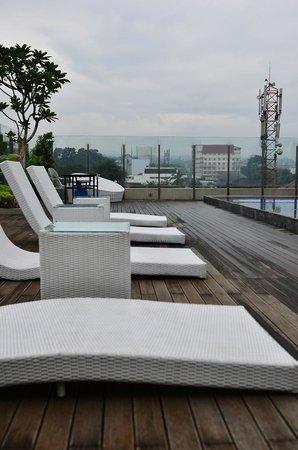 de JAVA Hotel: Pool Roof Top
