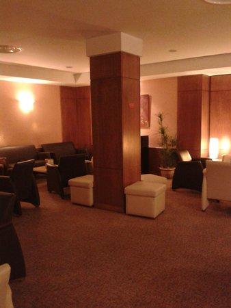 Hotel Roma: bar del hotel