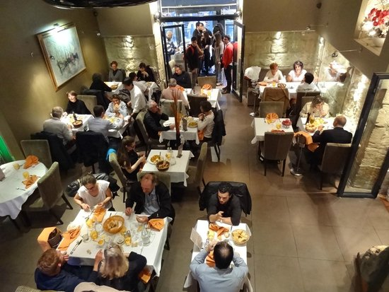 L'Esquinade: Restaurante