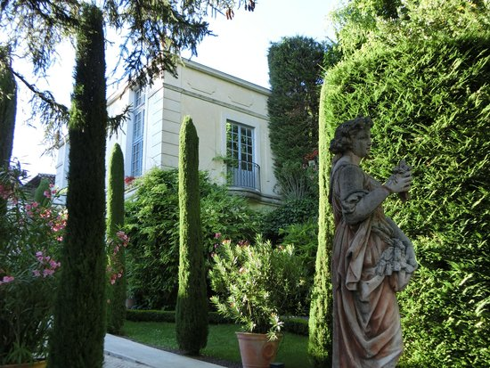 Villa Gallici : Entry to the hotel