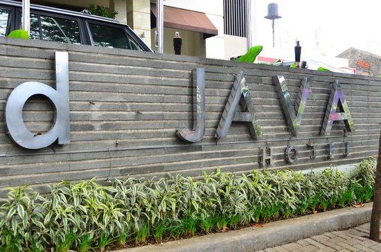 de JAVA Hotel: The Sign