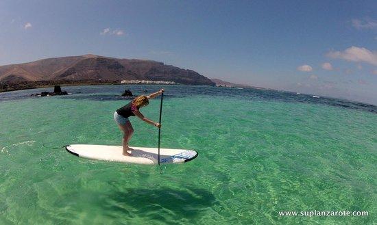 Sup Lanzarote: Discovering Paradise