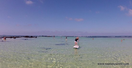 Sup Lanzarote: Have you ever been in paradise? We will take you there!