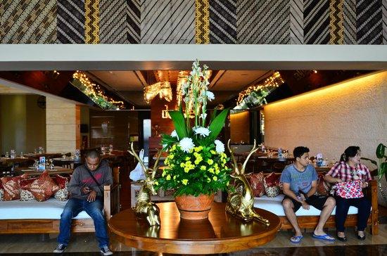 de JAVA Hotel: Lobby