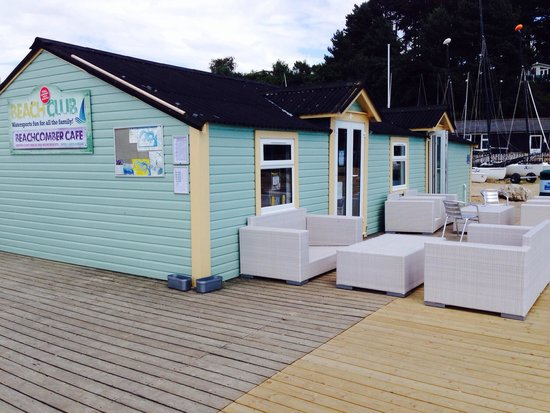 Rockley Park Holiday Park - Haven: Beach cafe