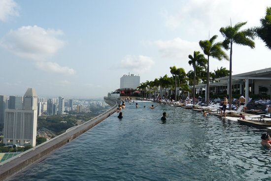 Marina Bay Sands: Pool