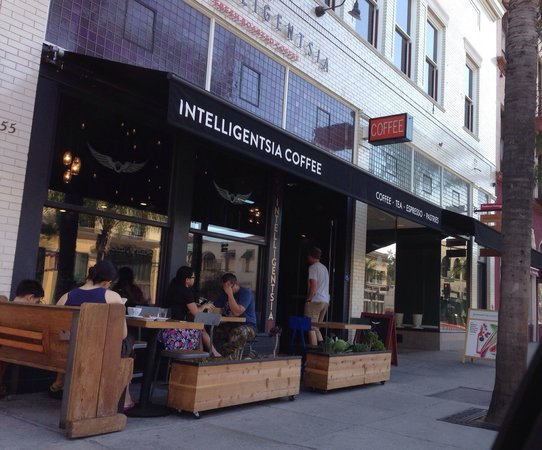 Intelligentsia Coffee: From the outside